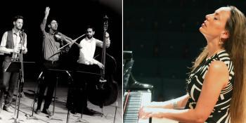 The Music of the Jewish Streets: A Klezmer Celebration with Jazz Interpretations - Oct 24