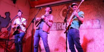 Solomon Brothers at BeerBazaar Jerusalem - TONIGHT! Nov 18