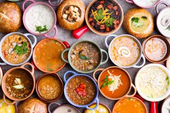 The Inbal Hotel Soup Festival is Back!