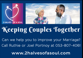 2 Halves Of A Soul: Keeping Couples Together