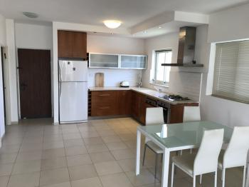 2br - Beautiful, Fully Furnished APT in New Arnona, Balcony, Elevator