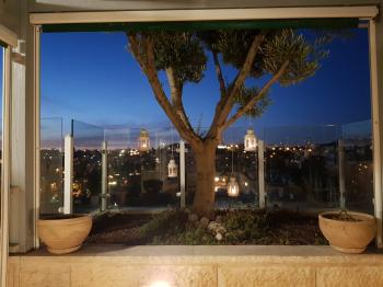 Luxurious Penthouse for Rent in Old Katamon