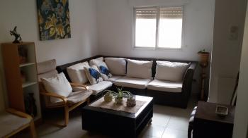 1 BR Apt for Rent on Rechov Revadim in Arnona