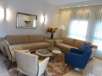 3br - Brand New APT in Talbieh, Balcony, Furnished Private Parking Elevator