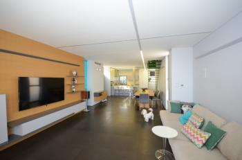 4br - AMAZING House in Arnona- Architect Designed, Huge Balcony and View