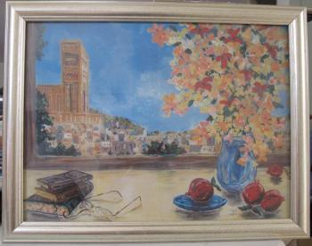 View of Jerusalem - Artwork