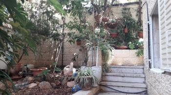 Duplex with Garden for Sale in the Heart of Katamon