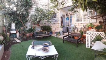 Garden Apt for Sale in Arnona Havatika