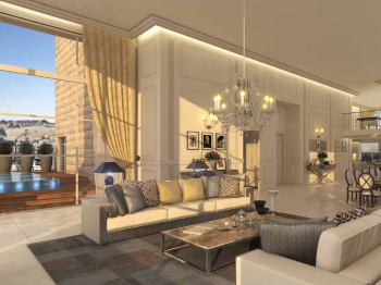 Luxury Penthouse in the heart of Jerusalem with spectacular views to Western Wall