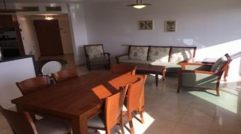 In Lev Rechavia! 2 Bedrooms,2 Baths With Private Balcony-Great View!!100% Kosher