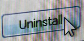 My Favorite Uninstaller Program J-291