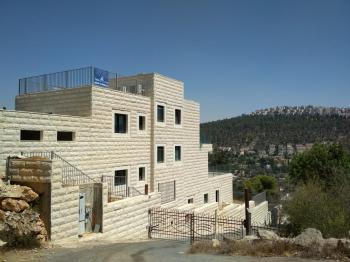 New villa for sale in Motza Ilit