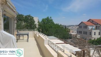 In Abu Tur 5 rooms Luxury Penthouse