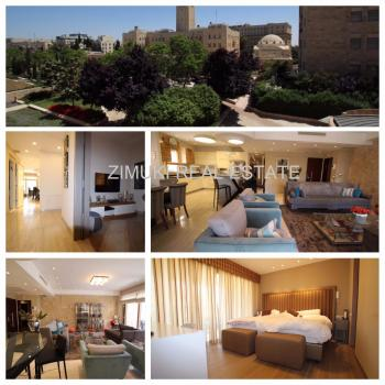 Amazing Apt in Abu Tor - renovated 3br close to dan hotel