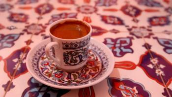 A History of Israeli Turkish coffee