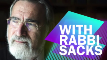 Lessons in Leadership - Rabbi Jonathan Sacks to the Harvard Business School