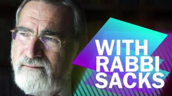 Lessons in Leadership - Rabbi Jonathan Sacks to the Harvard Business School