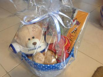 Gift Baskets for Friends in Israel