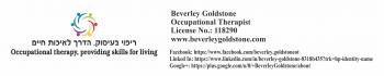 Occupational Therapist & Myofascial Therapist