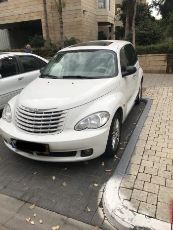 selling my stunnnning white pt cruiser limited edition