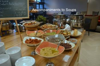 Soup's Over! The Inbal Hotel Soup Festival is OVER