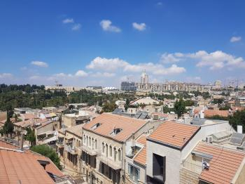 Spectacular penthouse apartment For sale in Nachlaot Exclusively