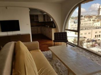 Do you want to see the Western Wall from your window?
