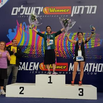 Eishet Chayil: An Interview with Jerusalem's Fastest Woman, Beatie Deutsch