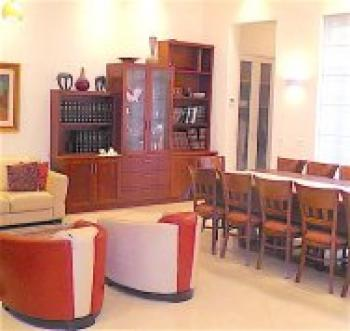 KOSHER Upscale Family Rental super area near OC, Jaffa Road & Mamilla