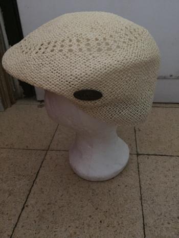 Kangol Vent Straw Cap