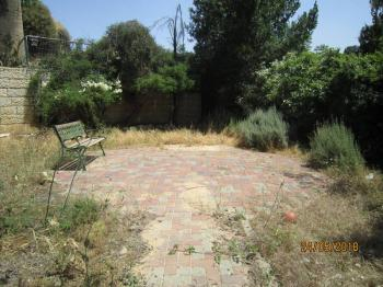 FOR SALE IN BAYIT VGAN Garden, Terrace and a View  #1593