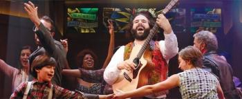 Don't miss Soul Doctor: The Musical about R' Shlomo Carlebach - through June 28