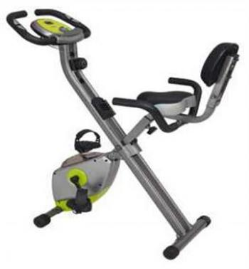 FLY Folding Recumbent Magnetic Exercise Bike