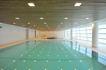 If water could talk: Jerusalem gets first advanced hydrotherapy pool