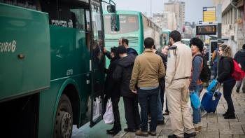 Salary Increase And Improved Conditions For Israeli Bus Drivers