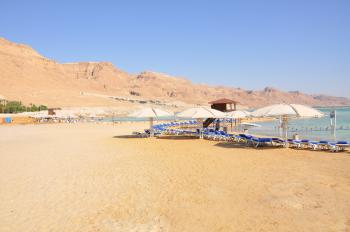 Israel to spend 1 billion shekels to upgrade Dead Sea resort area