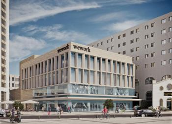 WeWork Reveals: Jerusalem Coworking Space to Finally Open in October