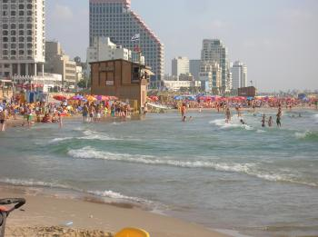 Heat wave to hit Israel