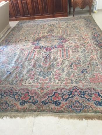 Special persian carpet