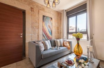 For Rent in Jerusalem 5 Room Apartment on King David Street Next to the Waldorf Astoria Hotel