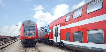 Israel Fire Department: The Jerusalem-Tel Aviv Express Train Doesn't Have an Operating Permit