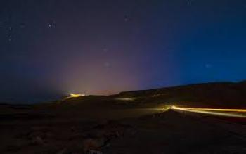 Meteor shower dazzles thousands in Israel's desert dark spots