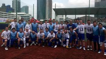 Israel Chosen to Host the European Championships of Flag Football Next Year in Jerusalem