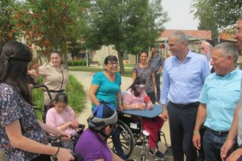 Special Needs Integrated Community Launching in Galil