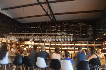 Restaurant Feature: Tishbi Winery
