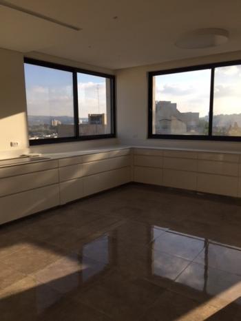 Talbieh penthouse rental