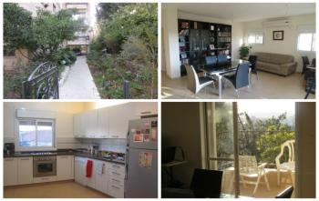 Beautiful 2 BR Apt Available for Last Days Sukkos - Rechavia