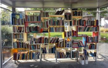 IMPORTANT RESOURCE: Jerusalem's Wonderful Community Libraries - Map and Info
