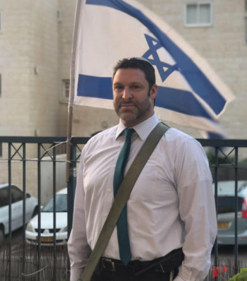 US Ambassadors to Israel Mourn Dual Citizen Ari Fuld, Victim of Terror Stabbing