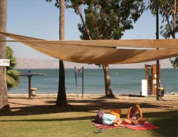 Kinneret Yom Kippur Parking Closure Ignites Culture-War Debate